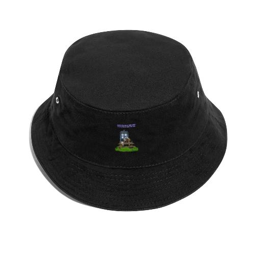 TIME AND SPACE AND TEA - Bucket Hat