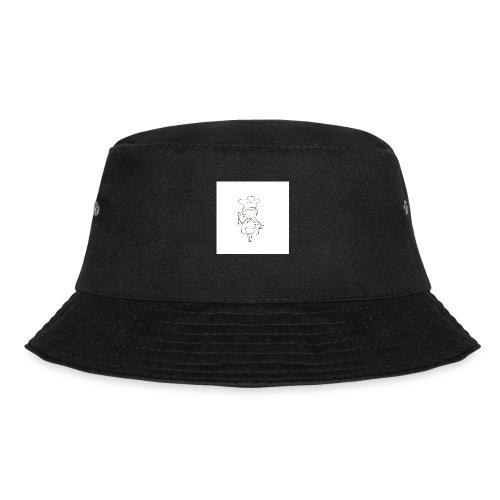 Maglietta 1 - Cappello alla pescatora