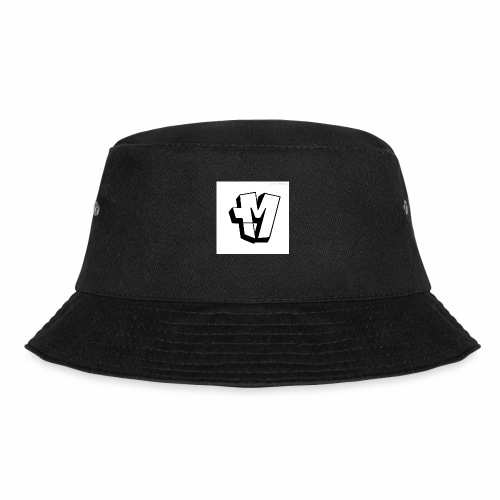 graffiti alphabet m - Bucket Hat