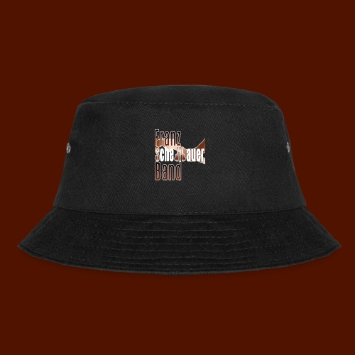 FSB logo brown - Bucket Hat