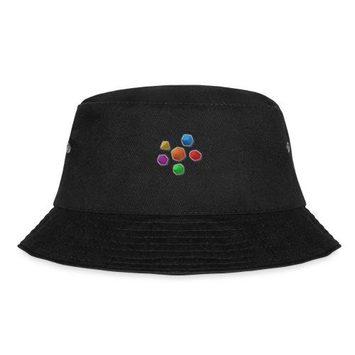 PolyDicePin - Bucket Hat