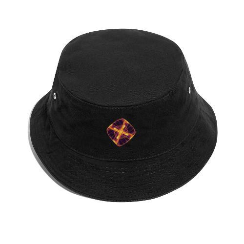 Chakra Mandala Mantra OM Chaos Star Circle 12255i - Bucket Hat