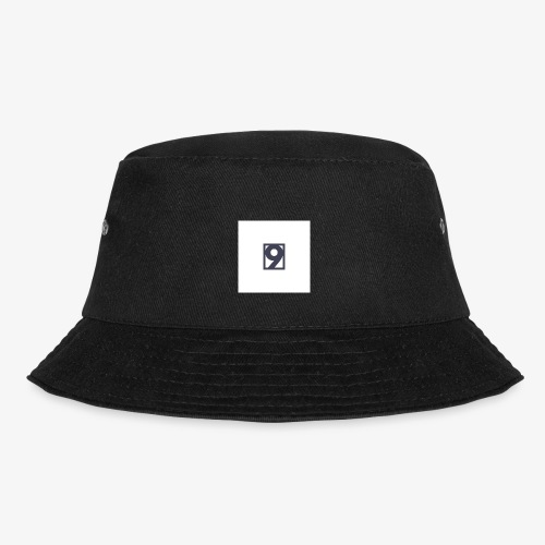 9 Clothing T SHIRT Logo - Bucket Hat