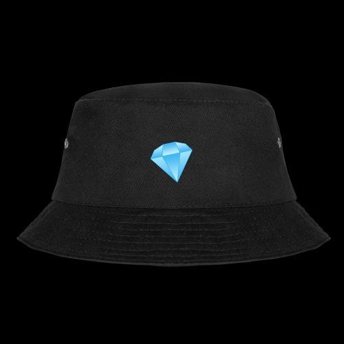 Luxury Blue Diamond - Bucket Hat