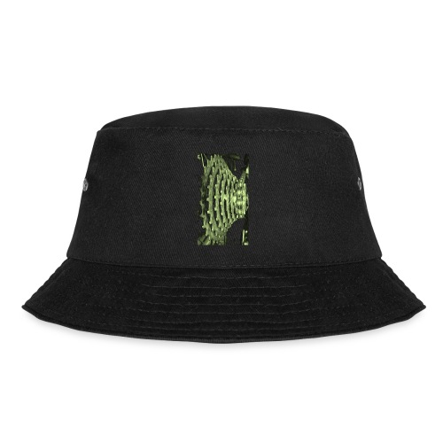 cluster_pale_green_copy - Bucket Hat
