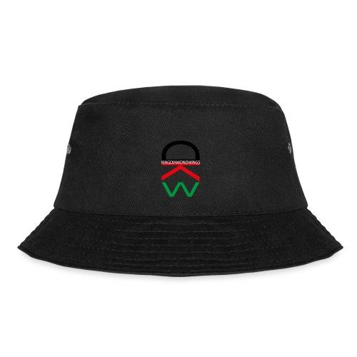 King Diamond Wings Colored Logo - Bucket Hat