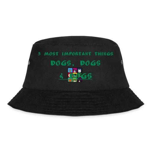 3 most important things - - Kalastajanhattu