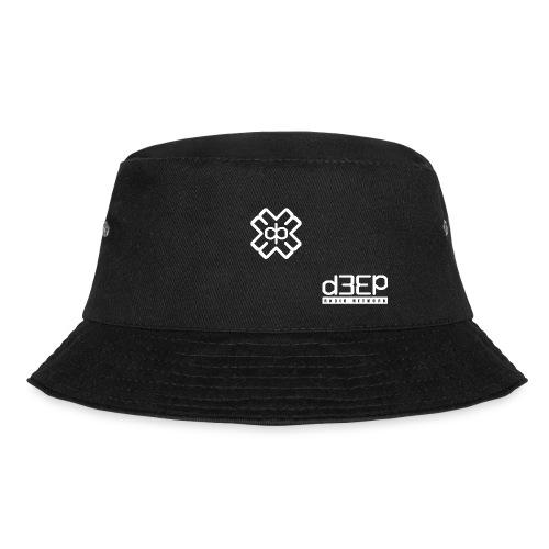 July D3EP Blue Tee - Bucket Hat