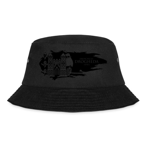 Drogheda Laurences Gate Black - Bucket Hat