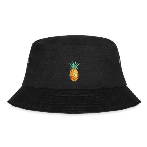 pinety logo print - Lystfisker-bøllehat