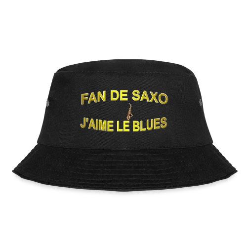 Tee-Shirt pour les fans de blues, et de saxo. - Bob
