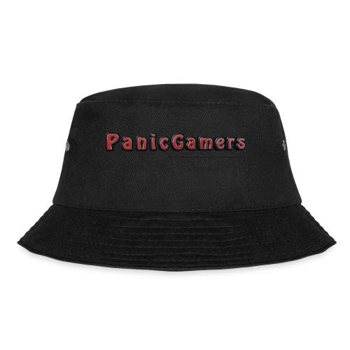 Canotta PanicGamers - Cappello alla pescatora
