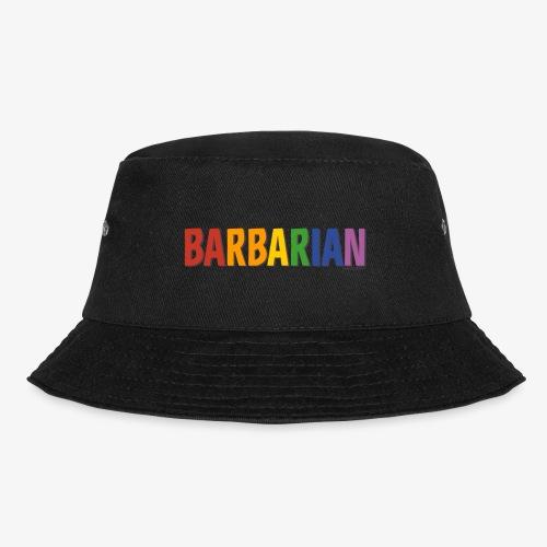 Barbarian Pride (Rainbow) - Bucket Hat
