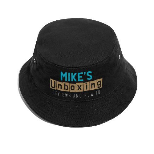 Mikesunboxing Classic Logo - Bucket Hat
