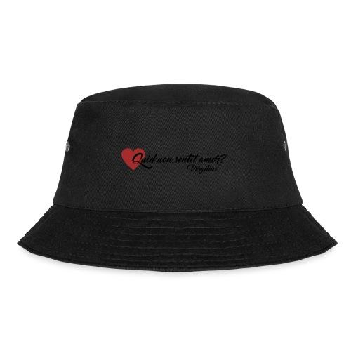 Virgilio - Cappello alla pescatora