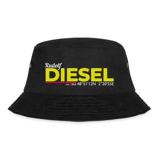 Rudolf Diesel geboren in Paris I Dieselholics - Fischerhut