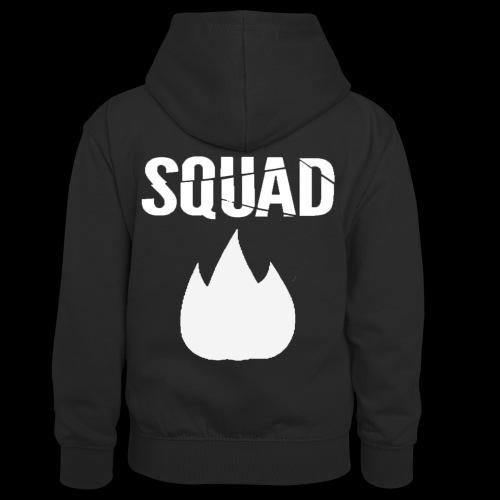 squad 2 - Teenager contrast-hoodie/kinderen contrast-hoodie