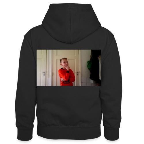 generation hoedie kids - Teenager contrast-hoodie/kinderen contrast-hoodie