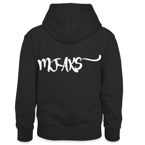 Mjaks 2017 - Teenager contrast-hoodie/kinderen contrast-hoodie