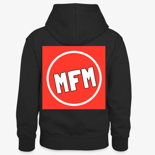MrFootballManager Clothing - Kids' Contrast Hoodie