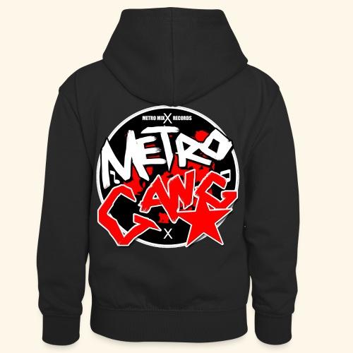 METRO GANG LIFESTYLE - Kids' Contrast Hoodie