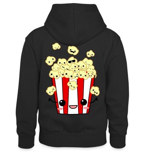 PopCorn - Sudadera con capucha para niños