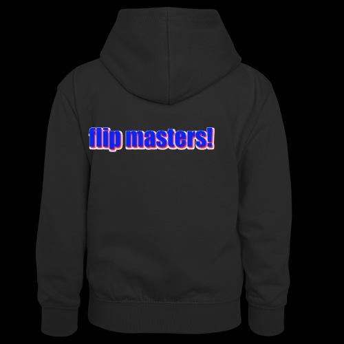 sappig - Teenager contrast-hoodie/kinderen contrast-hoodie