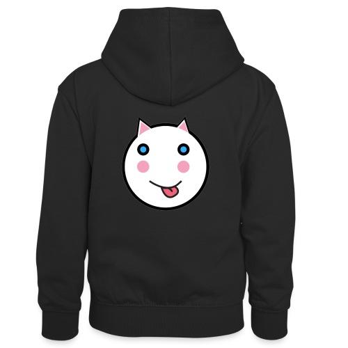 Alf Cat | Alf Da Cat - Kids' Contrast Hoodie