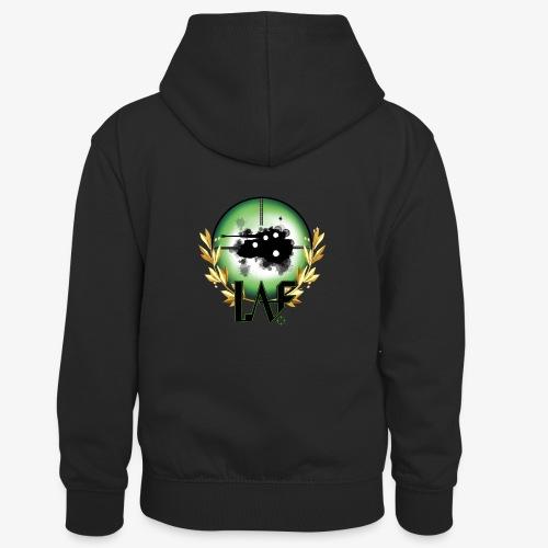 Load Aim Fire Merchandise - Teenager contrast-hoodie/kinderen contrast-hoodie