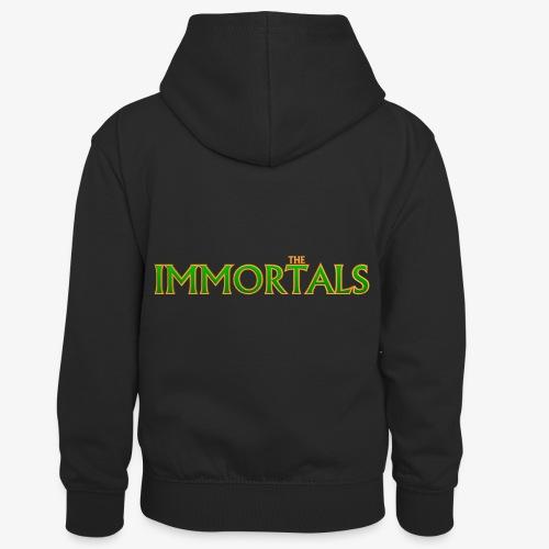 Immortals - Kids' Contrast Hoodie