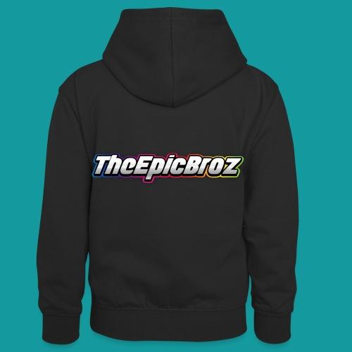 TheEpicBroz - Teenager contrast-hoodie/kinderen contrast-hoodie