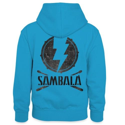 Batucada Sambala - Sudadera con capucha para niños