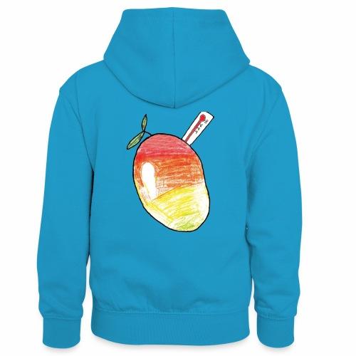 Brewski Mangofeber ™ - Kids' Contrast Hoodie