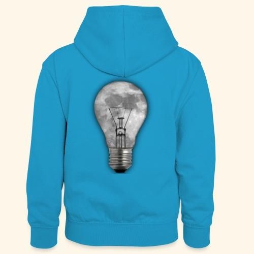 moon bulb - Sudadera con capucha para niños