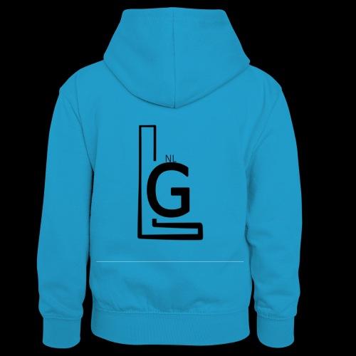 LegendgamingNL - Teenager contrast-hoodie/kinderen contrast-hoodie