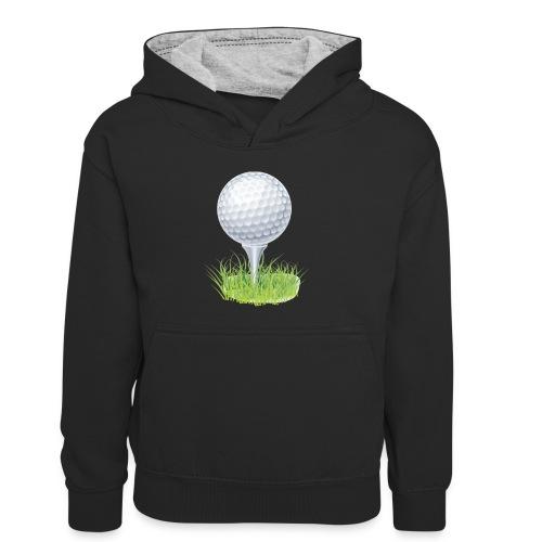 Golf Ball PNG Clipart - Sudadera con capucha para niños