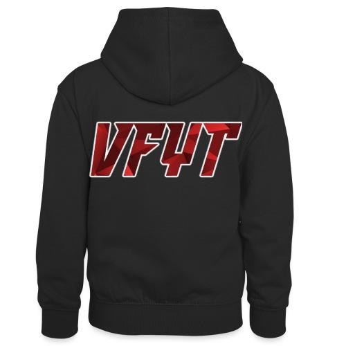 vfyt shirt - Teenager contrast-hoodie/kinderen contrast-hoodie
