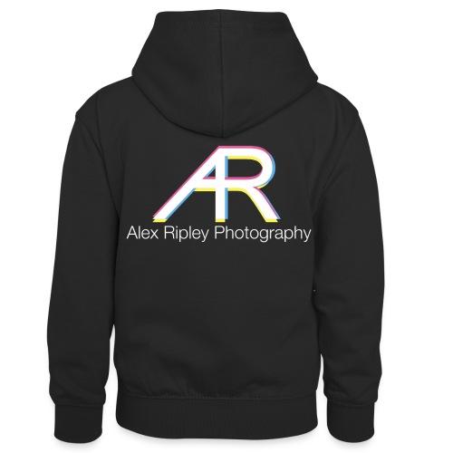 AR Photography - Kids' Contrast Hoodie