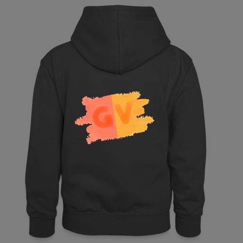 GekkeVincent - Teenager contrast-hoodie/kinderen contrast-hoodie