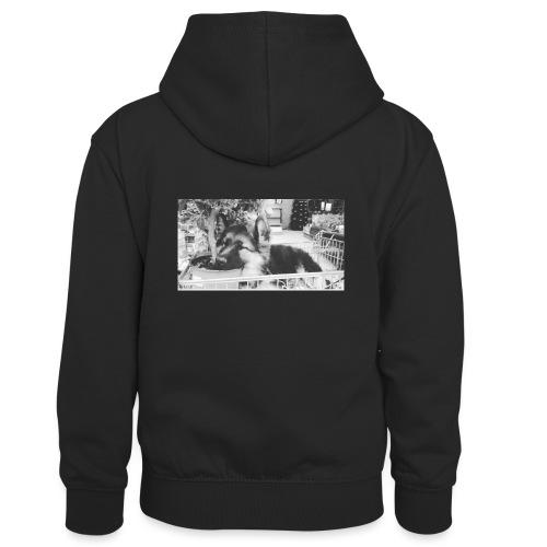 Zzz - Teenager contrast-hoodie/kinderen contrast-hoodie