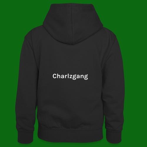 Charlzgang - Kids' Contrast Hoodie