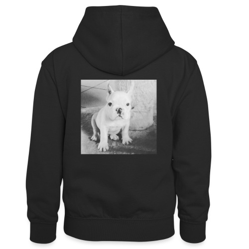 Billy Puppy - Teenager contrast-hoodie/kinderen contrast-hoodie