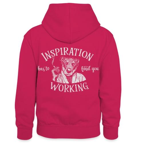 Inspiration - Kontrastluvtröja barn