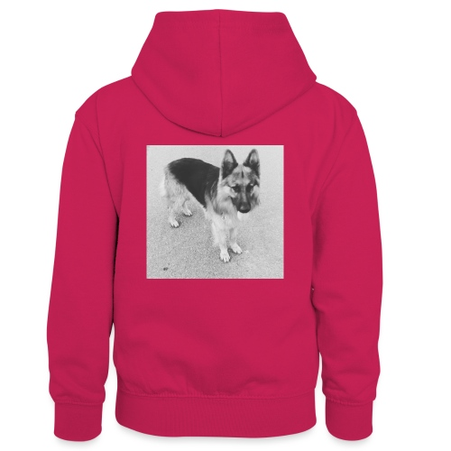 Ready, set, go - Teenager contrast-hoodie/kinderen contrast-hoodie