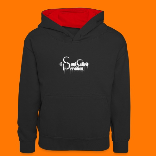 A Soul Called Perdition logo mug - Teenager Contrast Hoodie