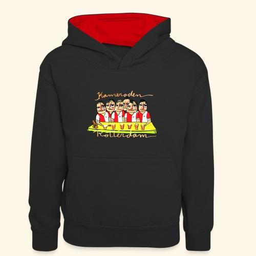 Kameraden Feyenoord - Teenager contrast-hoodie