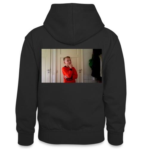 generation hoedie kids - Teenager contrast-hoodie