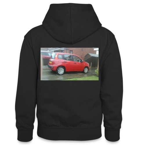 AWESOME MOVIES MARCH 1 - Teenager Contrast Hoodie