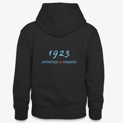 1923 - Sudadera con capucha para adolescentes