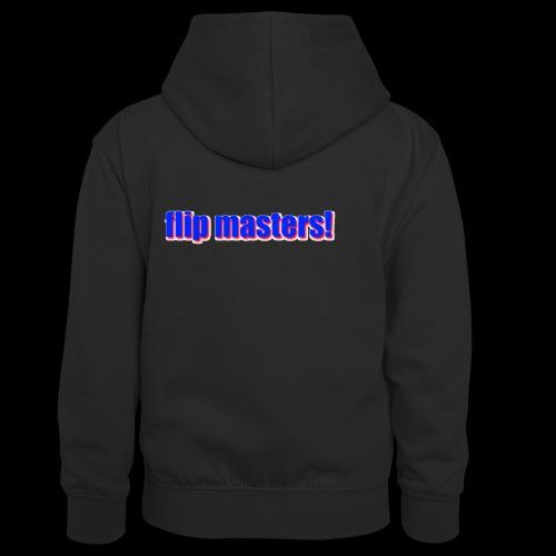 sappig - Teenager contrast-hoodie